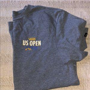 Vans us open tshirt mens/ womans